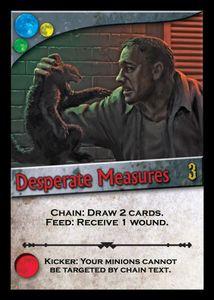 Nightfall: Desperate Measures Promo | Board Game | BoardGameGeek