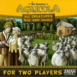 Agricola: All Creatures Big and Small Cover Artwork