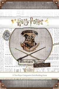 Harry Potter Hogwarts Battle Defence Against The Dark Arts Board Game Boardgamegeek