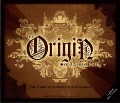 The Origin of Expressions | Board Game | BoardGameGeek