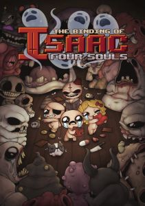 The Binding of Isaac: Four Souls | Board Game | BoardGameGeek