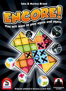 Encore! Cover Artwork