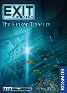 Exit: The Game – The Sunken Treasure Cover Artwork
