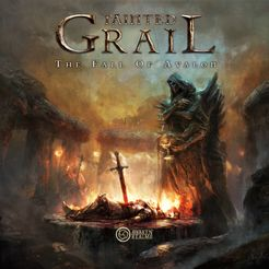 Tainted Grail: The Fall of Avalon Cover Artwork