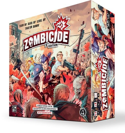 Zombicide (2nd Edition) Cover Artwork