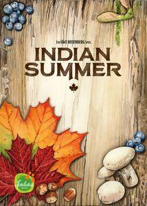 Indian Summer Cover Artwork