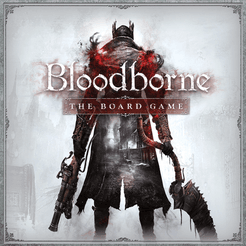 Bloodborne: The Board Game Cover Artwork