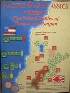 Pacific War Classics Vol 1: Tarawa & Saipan | Board Game