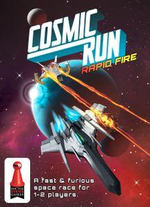 Cosmic Run: Rapid Fire Cover Artwork