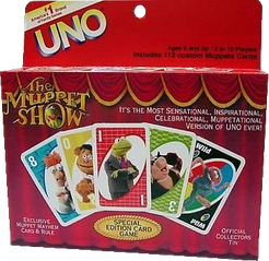 UNO: The Muppet Show | Board Game | BoardGameGeek
