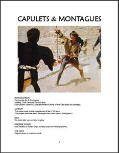 capulets and montegues