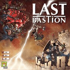 Last Bastion - Juegos de Essen que salen en Español