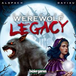 Ultimate Werewolf Legacy Cover Artwork