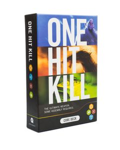 One Hit Kill   Board Game   BoardGameGeek