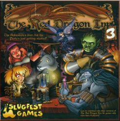 The Red Dragon Inn 3 | Board Game | BoardGameGeek