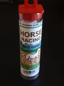 A Horse Racing Dice Game Board Game Boardgamegeek