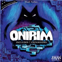 Onirim (Second Edition) Cover Artwork