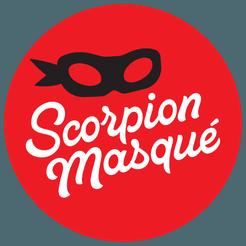 Le Scorpion Masqué Cover Artwork