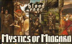 Blood Rage: Mystics of Midgard Cover Artwork