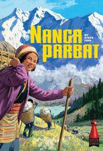 Nanga Parbat Cover Artwork