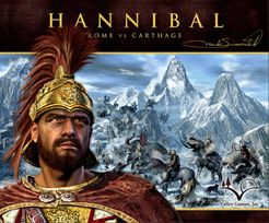 Hannibal Rome Vs Carthage Board Game Boardgamegeek