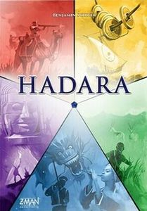 Hadara Cover Artwork
