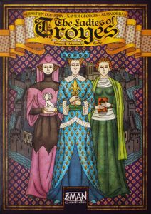 Cover di The Ladies of Troyes