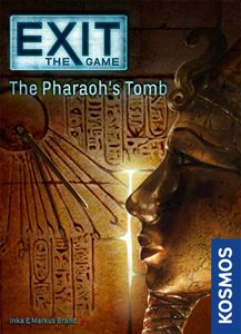 Exit: The Game – The Pharaoh's Tomb Cover Artwork