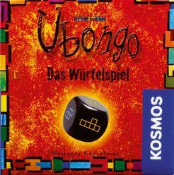 Ubongo: Das Würfelspiel Cover Artwork