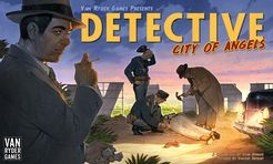 Detective: City of Angels Cover Artwork