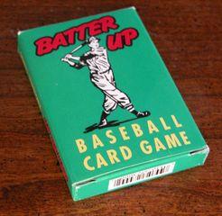Batter Up Baseball Card Game Board Game Boardgamegeek