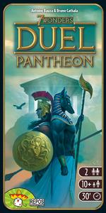 7 Wonders Duel: Panthéon