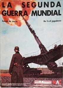 La Segunda Guerra Mundial Cover Artwork