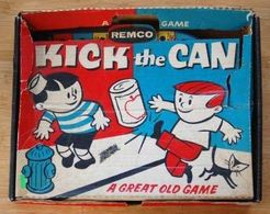 Image result for kick the can