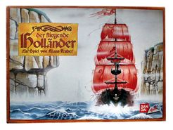 Der Fliegende Holländer Cover Artwork