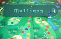 Mulligan Cover Artwork