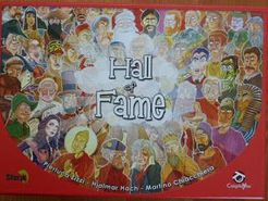 Hall of Fame Cover Artwork
