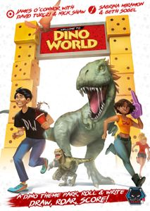 Welcome to Dino World Cover Artwork