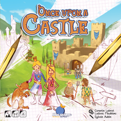 Once Upon a Castle Cover Artwork