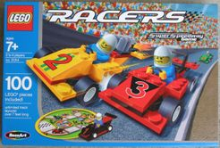 Jeu LEGO Racers Super Speedway