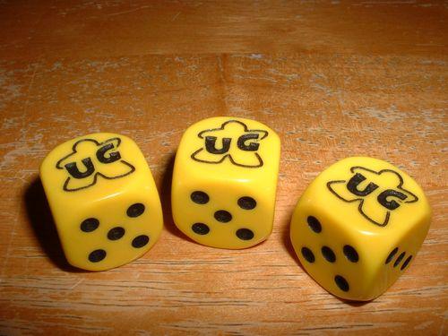 Board Game: Meeple Fling!