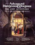 RPG Item: The Lost Adventures Volume 2: The Polyhedron Archives 1