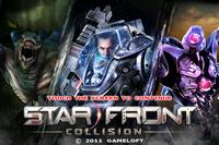 Video Game: Starfront: Collision