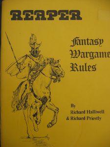 Reaper: Fantasy Wargame Rules