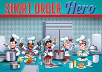 Board Game: Short Order Hero