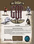 RPG Item: The Bestiary of GOP, Grand Ol' Predators