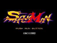 Video Game: Shockman
