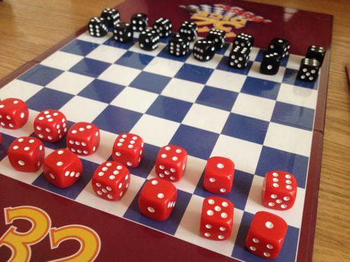 Board Game: 32 Dice
