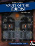 RPG Item: Realistic Maps: Vault of the Drow