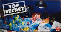 Board Game: Top Secret